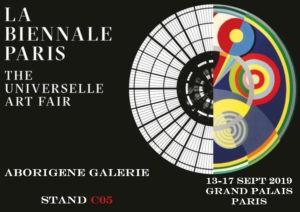 The Universelle Art Fair / La Biennale Paris 2019 Stand C05